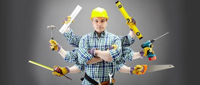 production for tradesmen
